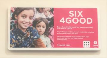 SIX 4 GOOD